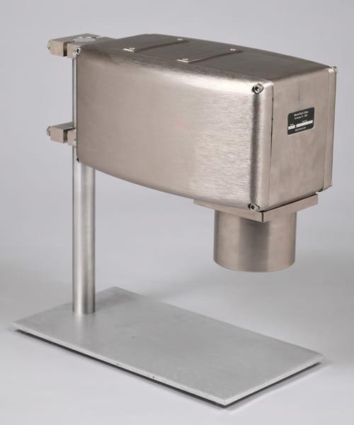 Czujnik IR-3000 do zastosowania w przemyśle spożywczym, przeznaczony do kontaktu z żywnością.