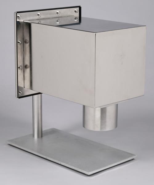 Czujnik IR-3000-iP67 ze stali nierdzewnej, do najtrudniejszych środowisk
