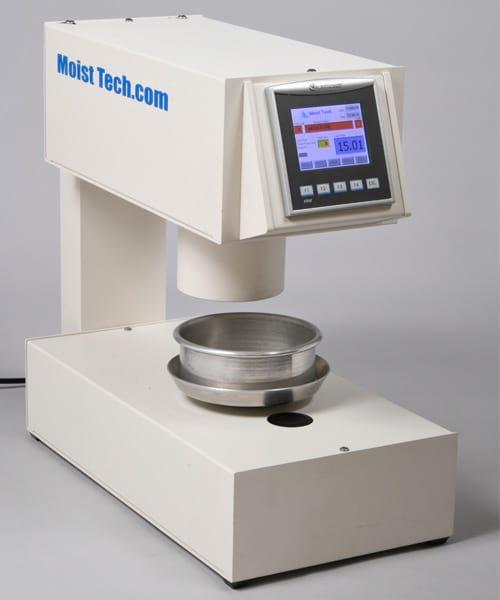 Czujnik laboratoryjny 868 do precyzyjnego pomiaru wilgoci w niejednorodnych produktach.