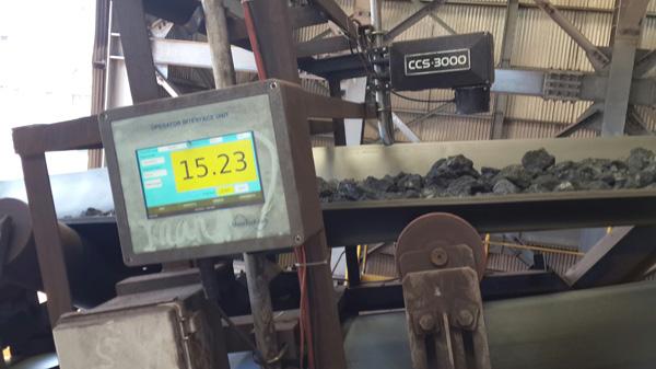 Czujnik wilgotności CCS-3000 do zastosowania przy chemikaliach, minerałach i innych wymagających surowcach.