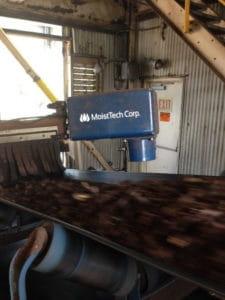 pomiar wilgotności pelletu z biomasy