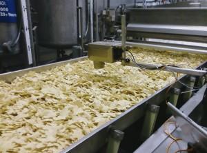 pomiar wilgotności chipsów ziemniaczanych